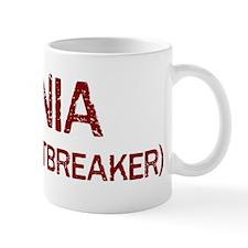 Tania the heartbreaker Mug