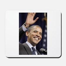 Barak Obama Mousepad
