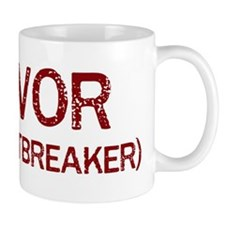Trevor the heartbreaker Mug