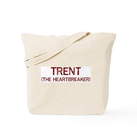 Trent the heartbreaker Tote Bag