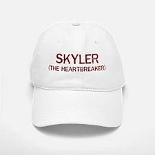 Skyler the heartbreaker Baseball Baseball Cap