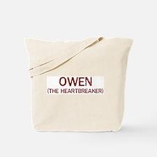 Owen the heartbreaker Tote Bag