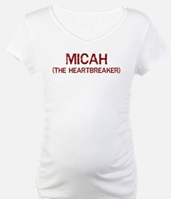 Micah the heartbreaker Shirt