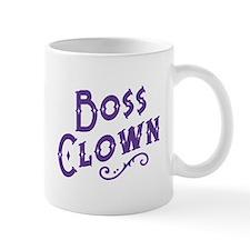 Boss Clown Mug