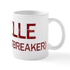 Noelle the heartbreaker Mug
