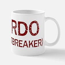 Ricardo the heartbreaker Mug