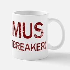 Maximus the heartbreaker Small Small Mug