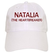 Natalia the heartbreaker Baseball Cap