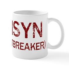 Madisyn the heartbreaker Mug