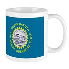 Beloved South Dakota Flag Mod Mug