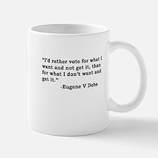 Eugene Debs Mug
