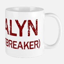 Madalyn the heartbreaker Mug