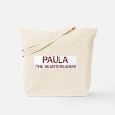 Paula the heartbreaker Tote Bag