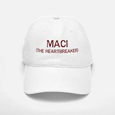 Maci the heartbreaker Baseball Baseball Cap