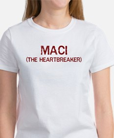 Maci the heartbreaker Tee