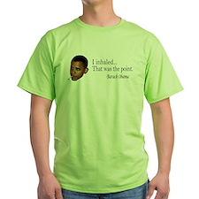 Cute I inhaled T-Shirt