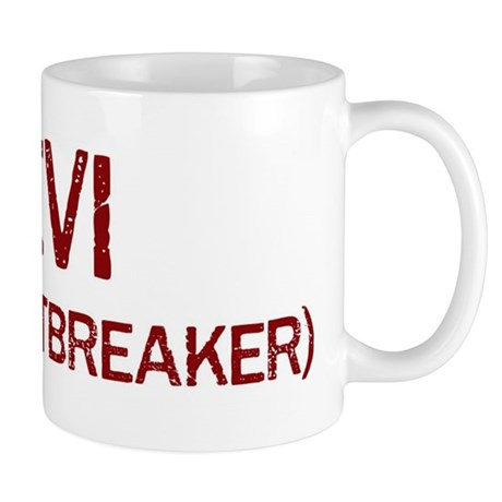 Levi the heartbreaker Mug