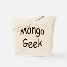 Manga Geek Tote Bag