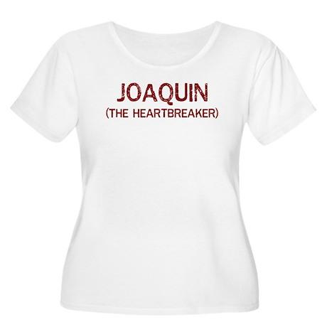 Joaquin the heartbreaker Women's Plus Size Scoop N