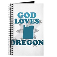 God Loves Oregon Journal
