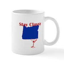 Stay Classy Oregon Mug