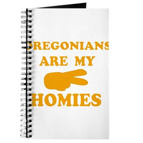 Oregonians are my homies Journal