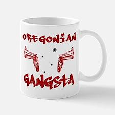 Oregonian Gangsta Mug