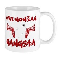 Oregonian Gangsta Mug