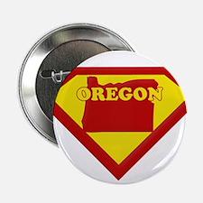 """Super Star Oregon 2.25"""" Button"""
