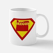Super Star Oregon Mug