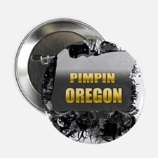 "Pimpin' Oregon 2.25"" Button"