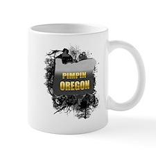 Pimpin' Oregon Mug