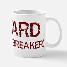 Howard the heartbreaker Mug
