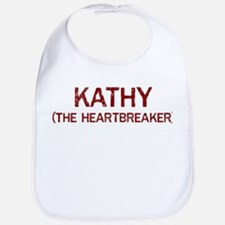Kathy the heartbreaker Bib