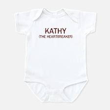 Kathy the heartbreaker Onesie