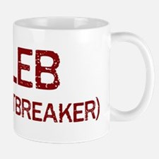 Kaleb the heartbreaker Mug