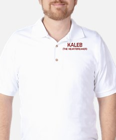 Kaleb the heartbreaker T-Shirt