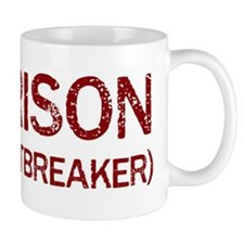 Harrison the heartbreaker Mug