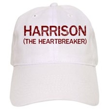 Harrison the heartbreaker Baseball Cap