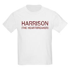 Harrison the heartbreaker T-Shirt