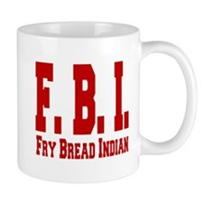 Fry Bread Indian Mug