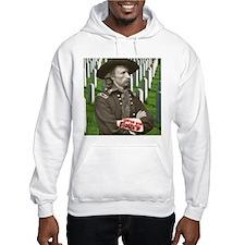 Custer was Siouxd Hoodie