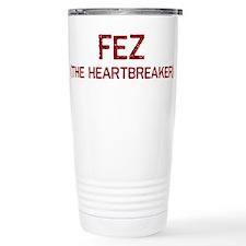 Fez the heartbreaker Travel Mug