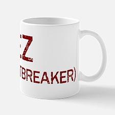 Fez the heartbreaker Mug