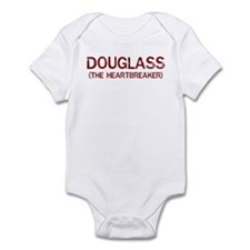 Douglass the heartbreaker Infant Bodysuit