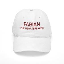 Fabian the heartbreaker Baseball Cap