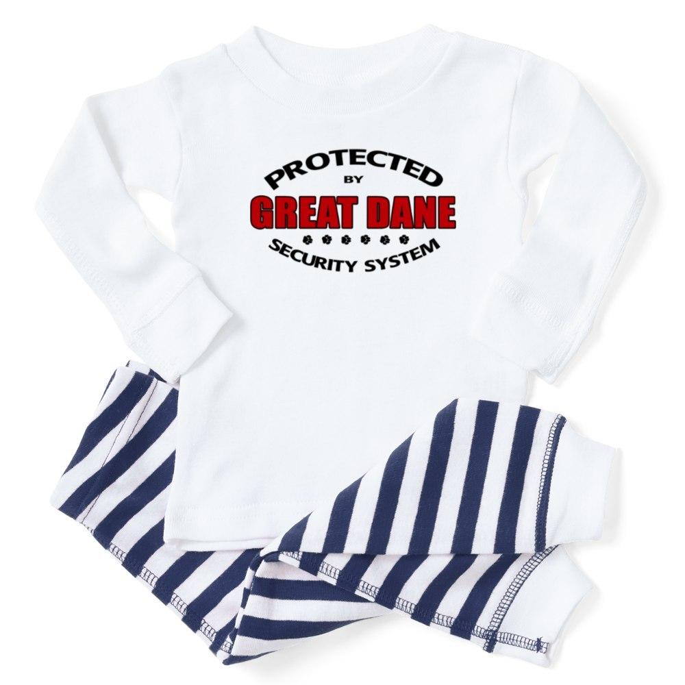 CafePress Great Dane Security Toddler Pajama 352111884