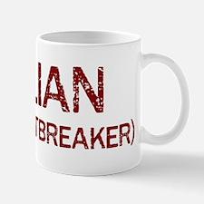Gillian the heartbreaker Mug