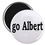 "go Albert 2.25"" Magnet (10 pack)"