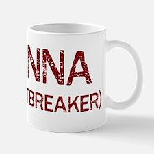 Brianna the heartbreaker Mug